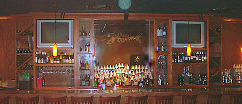 Attrayant Bonefish Grill Back Bar Cabinets