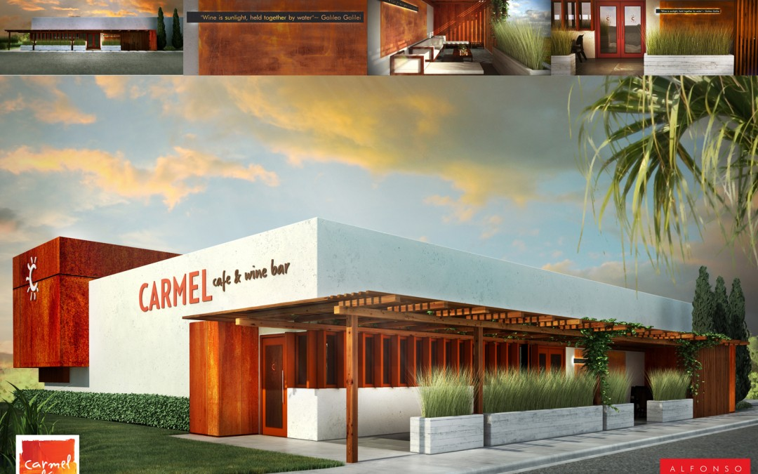 Carmel Cafe and Wine Bar