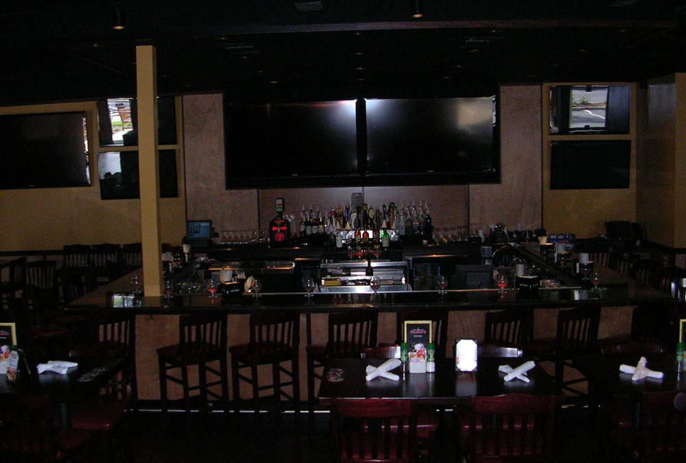 Lee Roy Selmons Bar Area